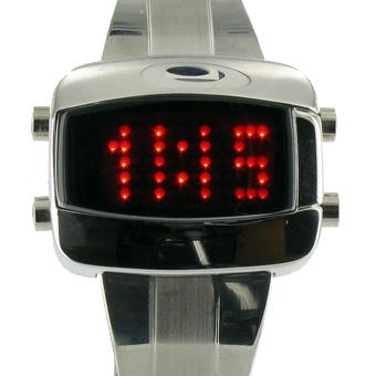 Montre mixte GOOD LUCK LCD