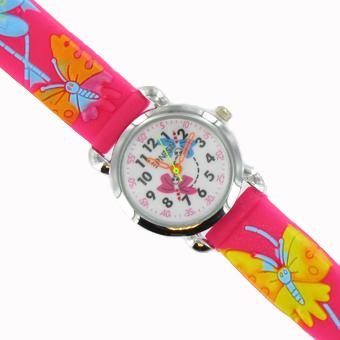 Montre enfant butterfly papillon