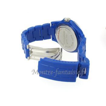 arlington montre fantaisie etanche sport bleue la boutique des montres pas cher montre fantaisie. Black Bedroom Furniture Sets. Home Design Ideas