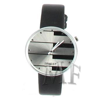 Piano montre bracelet cuir